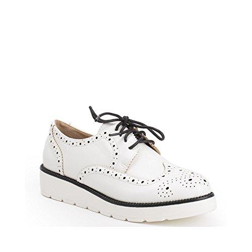 Ideal Shoes , Sneaker donna, nero (nero), 41