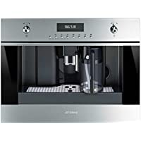 Smeg cms6451X Combi Coffee Maker 1.8L Edelstahl Kaffeemaschine