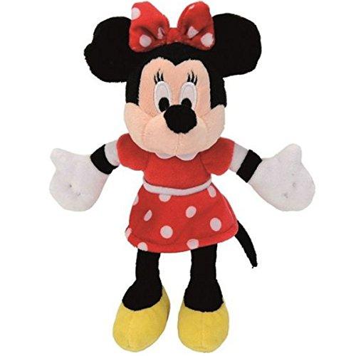 Simba 6315876897plush figure disney minnie vestito rosso 20cm
