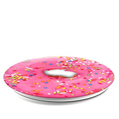 PopSockets: Ausziehbarer Sockel und Griff für Smartphones und Tablets - Pink Donut