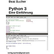 Python 3 Eine Einführung