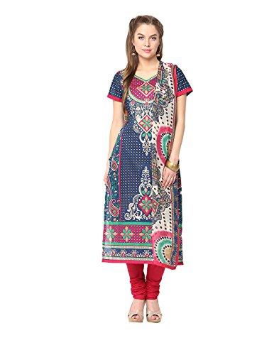 Yepme Women's Blended Salwar Kameez Set - Ypmrskd0055-$p