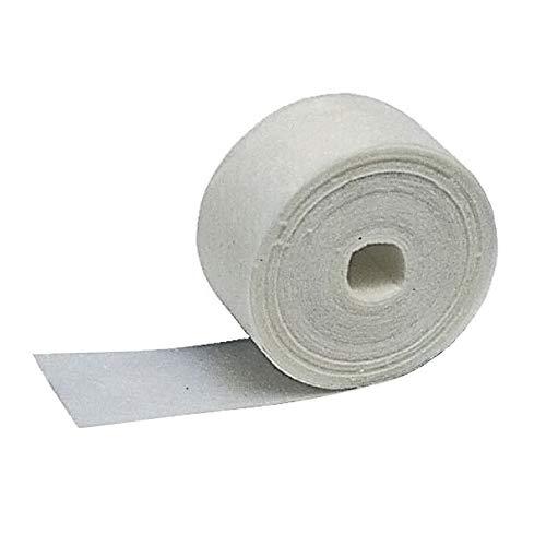 Knauf Glasfaser-Fugendeckstreifen zum lückenlosen Verspachteln von Fugen - Bewehrungs-Streifen zum Verfugen von Gipskarton-Platten bzw. Gipsfaser-Platten, 50 mm x 25 m