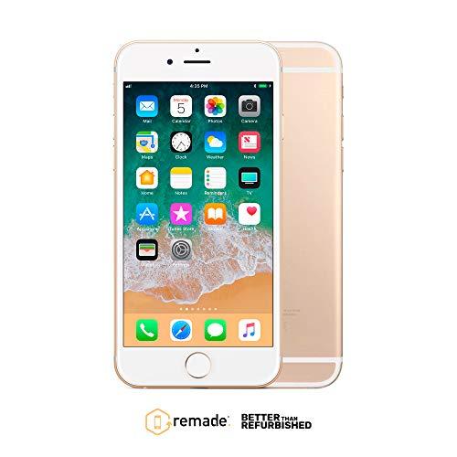 Apple iPhone 6 16GB Oro 4.7' Remade iOS Smartphone Reacondicionado Premium