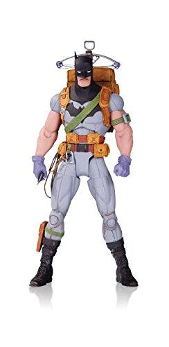 DC Designer Series: Greg Capullo Survival Gear Batman Action Figure - Designer Series