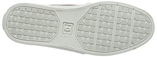 DC Shoes Studio 2 le, Sneakers Basses Homme Rouge (Ox Blood)