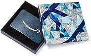 Carte Cadeau Amazon.fr - Dans un coffret Bleu et argent