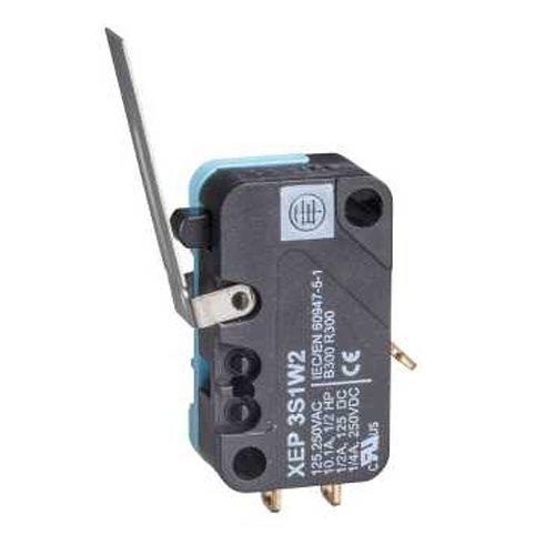 Schneider Electric XEP3S1W3B524 Snap Switch SP CO, Miniatur Snap Action (Switch Snap-action)