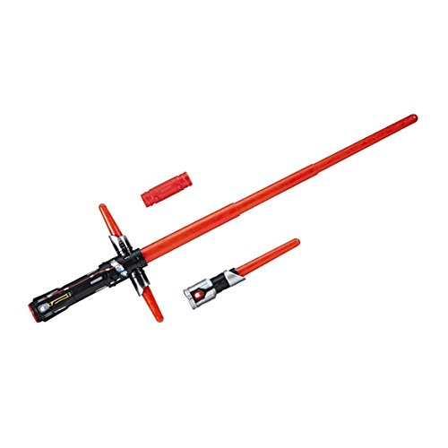 Hasbro C1577EU4 - Star Wars Episode 8 Kylo Ren, elektronisches - Star Wars Episode 7 Kostüm