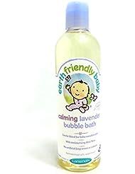EARTH FRIENDLY BABY Lavender Bubble Bath 12.5 oz