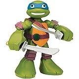 """Teenage Mutant Ninja Turtles Pre-Cool Half Shell Heroes 12"""" Mega Mutant Leonardo"""