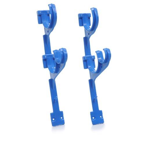 Hang 'n'Hold &Support pour tuyau d'arrosage à l'unité