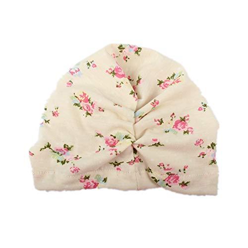 Babybekleidung Hüte Mützen,Transwen Nettes Neugeborenes Kleinkind Scherzt Baby-Jungen-Mädchen-Turban Cotton Beanie Hat Winter-warme Kappe Cap (B)