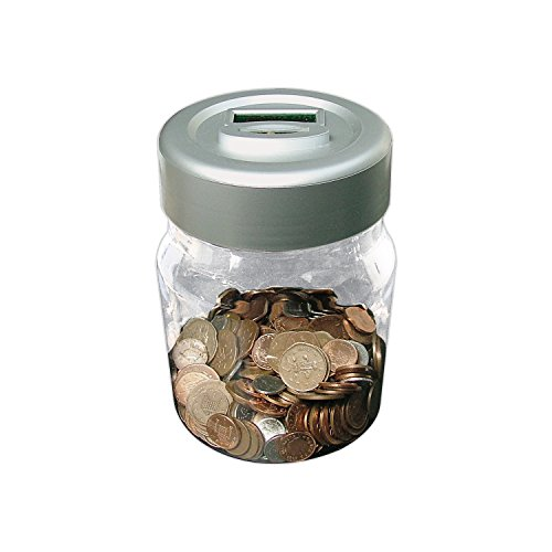 Global Gizmos Benross Digital Money Jar