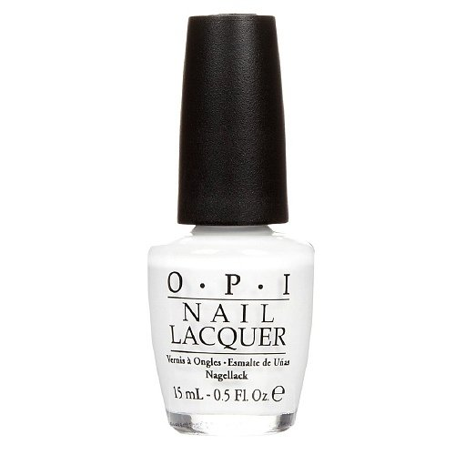 OPI Classics Collection Nail Lacquer, Alpine Snow 0.5 fl oz (15 ml) by OPI Classics Collection (Opi Classics Collection)
