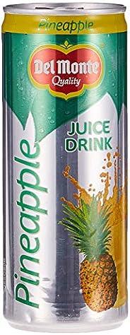 Del Monte Pineapple Juice Drink 240Ml