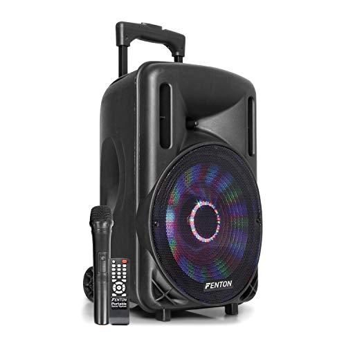 Fenton FT10LED Aktiv-Lautsprecher • 10