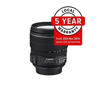 Canon EF-S 15-85mm f/3.5-5.6 IS USM - Objetivo para Canon (Distancia Focal 15-85mm, Apertura f/3.5-38, Zoom óptico 5.6X,estabilizador, diámetro: 72mm) Negro (B002NEFLDM)   Amazon price tracker / tracking, Amazon price history charts, Amazon price watches, Amazon price drop alerts