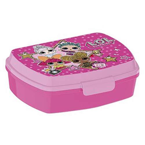 Stor 44374, contenitore per alimenti, rosa, 5,8 x 12,6 x 17 cm