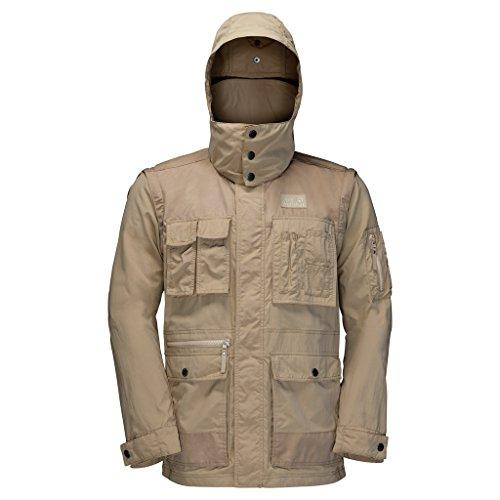 Jack Wolfskin Atacama Jacket Men Größe XXL sand dune