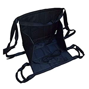 Rollstuhl-Shifting Gürtel, Bewegendes und Handling Transfer Skateboard, Patient Transfer Pad, Old Man Carrier Gürtel