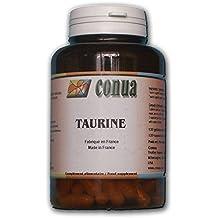 Taurine 120 capsule 500 mg muscoli, culturista,