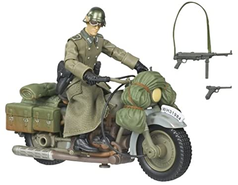 Hasbro - Indiana Jones - Figurine Deluxe - Soldat Allemand