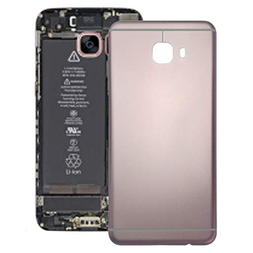 Sevenplusosne Replacement Battery Back CoverFull Housing Chassis Back Cover Ersatz for Galaxy C7 (Pink) forSamsungGalaxy Note/TAB Full Housing (Farbe : Rosa) Pink Full Housing
