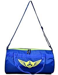 Auxter polyester gym bag,blue