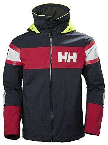 Helly Hansen Herren Trainingsjacke Salt Jacket, Blau (Azul Navy 597), Large