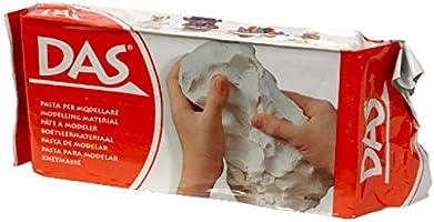 DAS 1kg Modelling Clay - White
