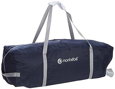 Mon Bebe cama paraguas Full Dreams azul marino