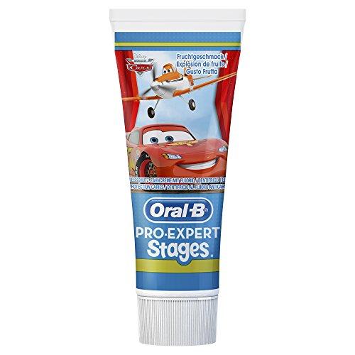 Oral-B Pro-Expert Stages Zahnpasta mit Figuren aus Disneys