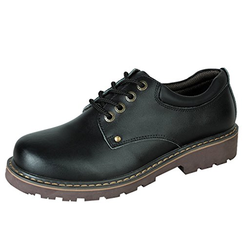 walk-leader-scarpe-stringate-uomo-nero-black-42
