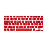 Daorier Keyboard Disposition Silicone Skin Français Clavier Coque de Protection...