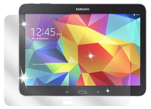 dipos I 3X Schutzfolie klar passend für Samsung Galaxy Tab 4 10.1 Folie Displayschutzfolie - Galaxy Tab Bildschirm-glas Samsung