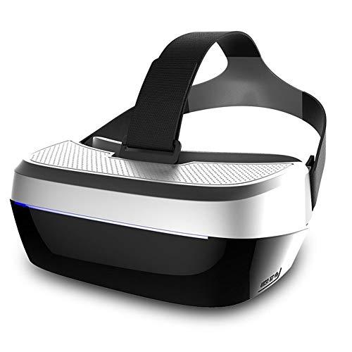 IN THE DISTANCE VR Brille Virtual Reality 1080P 3D Video Spiel Brille Private Mobile Cinema Persönliches Theater Spiel Movie + 8G (Color : VR HMD 518)