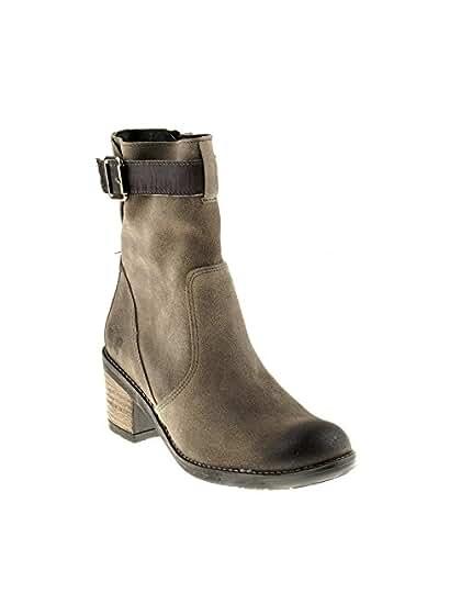 Olang - Botas de nieve mujer, color negro, talla 34.5