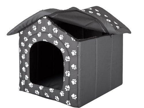 Hundehöhle mit Pfoten - 4