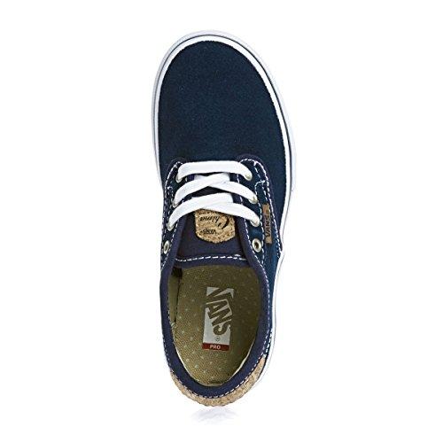 1487L sneakers bimbo blu VANS scarpe shoes kids Blu (blu)