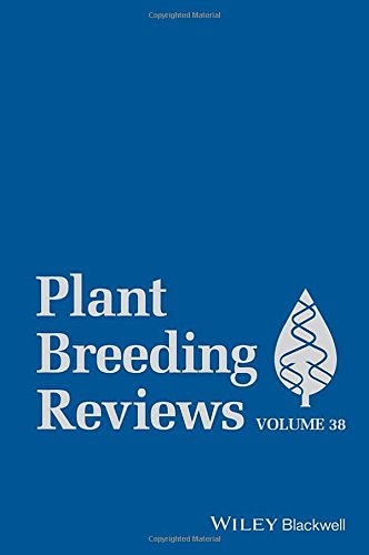 Plant Breeding Reviews, Volume 38