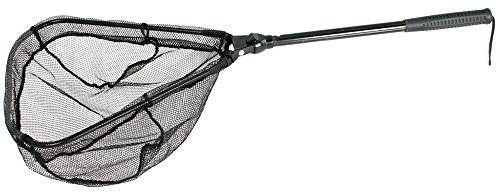 Aquascape AQSC Collapsible Fish Net Black Coarse Mesh, 17-Inch by BFG Supply Coarse Mesh