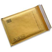 Lote de 3–sobre con burbuja papel Kraft 20x 17,5cm–Calidad coolminiprix®