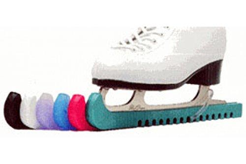 Kufenschoner für Schlittschuhe, violett (Wachen Für Schlittschuhe)