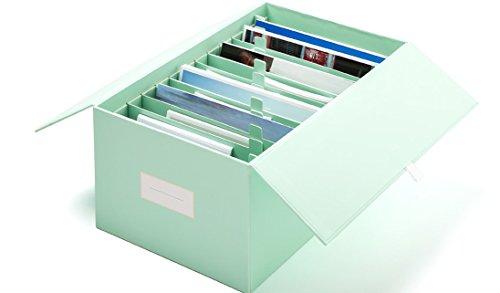 Memory Box Bébé - 100 tirages - Cadeau de naissance bébé - Mamans - Boite à photo - tirages photo