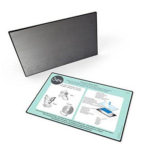 Sizzix Zubehör - Präzesions Schneideplatte für Framelits. Thinlits Sta - Runde Schablone