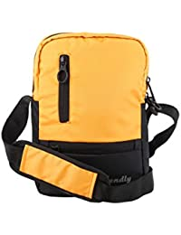 Bendly Women's Travel Slings Bag (Orange)