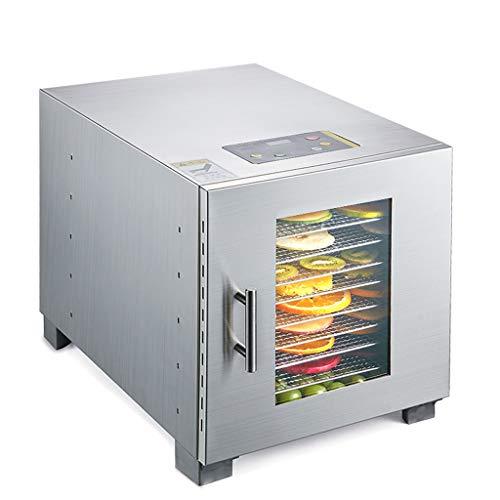 Máquina de conservación de alimentos para el hogar Secador de frutas, pantalla...