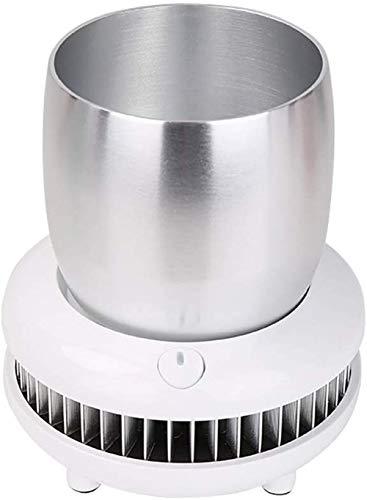 Lcxghs Rapid Ice Machine, bewegliche kleine EIS-Wasser-Cup, Getränke Gefrierschrank Startseite Auto, 12V45W
