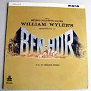 Soundtrack Miklos Rozsa* - Ben-Hur (Original Motion Picture Soundtrack) - [LP]
